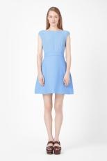 Silk & Cotton Dress €89 - http://www.cosstores.com/ie/Shop/Women/Dresses/Silk_and_cotton_dress/46881-14845741.1#c-24480