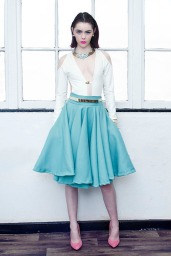 Elevate Major Midi Skater Skirt £55/€67 - http://www.dancingdollsuk.com/product/elevate/