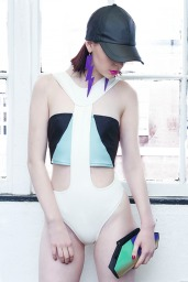 Leverage Swimsuit £45/€55 - http://www.dancingdollsuk.com/product/leverage/