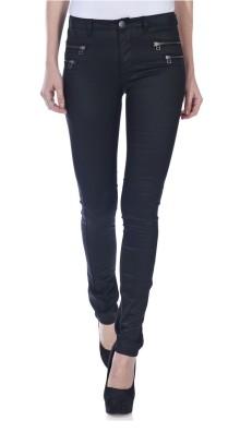 ONLY €27.95 - Olivia Regular Wax Coated Jeans http://bit.ly/1Gvyhzv