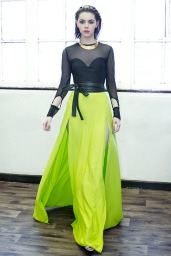 Kryptonite Maxi Skirt £40/€50 - http://www.dancingdollsuk.com/product/kryptonite/