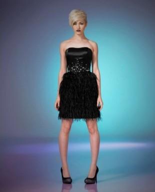 Alexa Black Party Dress €210.80 - http://thehubmarketplace.com/womens/womens-dresses/Alexa-Black-Party-Dress