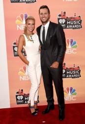 Caroline & Luke Bryan