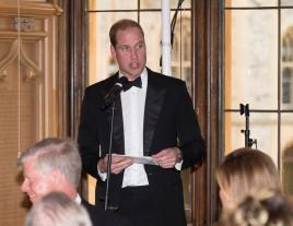 H.R.H. Prince William