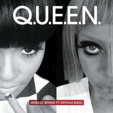 "Janelle Monáe ""Q.U.E.E.N."""
