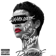 "Rihanna ""Unapologetic"" - https://itunes.apple.com/ie/album/unapologetic-deluxe-version/id577347018"