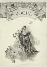 Vogue Issue #1, 1892