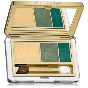 Estée Lauder €42 - Pure Color Instant Intense Eyeshadow Trio in Camo Chrome http://bit.ly/1r0juBr