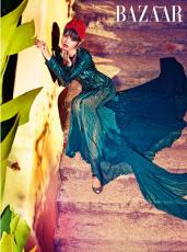 Rihanna Harpers Bazaar Arabia