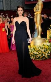 2009 Academy Awards - wearing Elie Saab