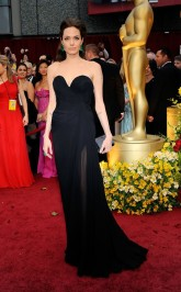 2009 Academy Awards - wearing Elie Saab