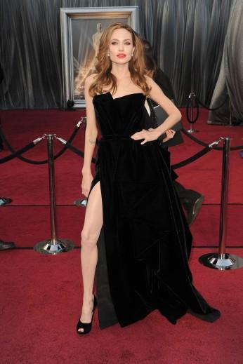 2012 Academy Awards - wearing Atelier Versace