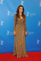 2012 Berlin Film Festival - wearing Jenny Packham
