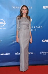 2012 Cinema For Peace Gala - wearing Ralph & Russo