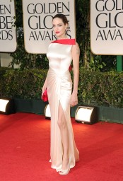 2012 Golden Globes - wearing Atelier Versace