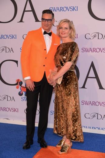 Cameron Silver & Kara Ross