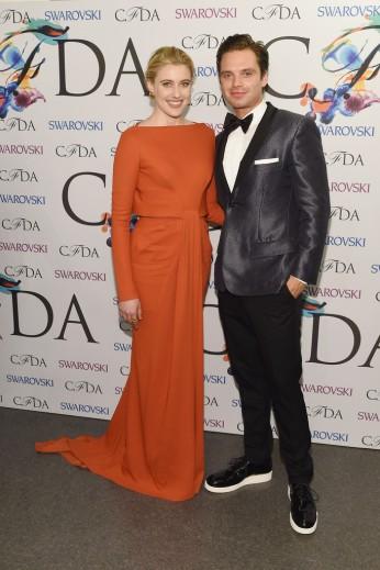 Greta Gerwig & Sebastian Stan