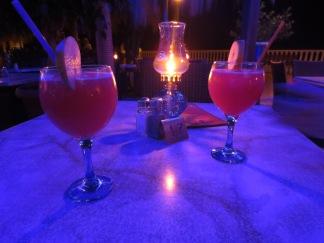 Blue Cactus - Mai Tai cocktails