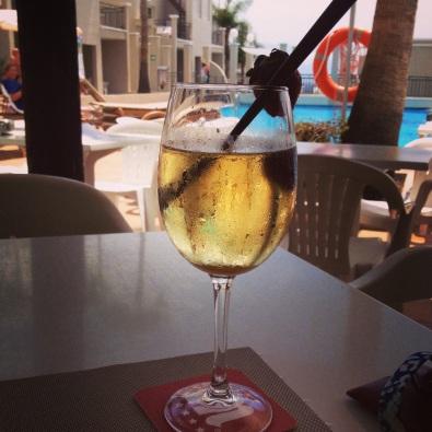 Pool Bar Olivos - Cocktail de Champagne