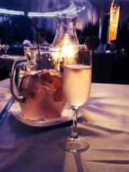 Blue Cactus - Champagne Sangria