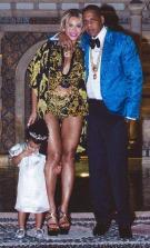 Blue Ivy, Beyoncé Jay Z