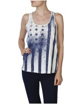 ONLY €16.95 - US Flag Printed Tank http://bit.ly/TQUhxz