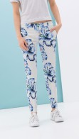 Zara €22.99 - Floral Print Trousers http://bit.ly/1layb08