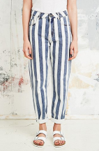 Light Before Dark €39 - Striped Mom Jeans http://bit.ly/1mb3PhB
