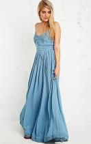 Kimchi Blue €98 - Dove Maxi Dress http://bit.ly/1rn2eIQ
