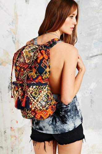 Stela 9 €119 - Shiva Backpack http://bit.ly/KillerFashion-UO3