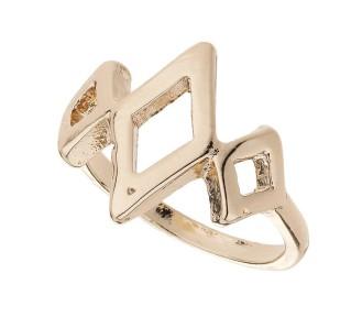 Miss Selfridge €3 - Three Triangles Ring http://bit.ly/1sAriN6