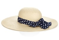 Accessorize €28 - Polkadot Backbow Floppy Hat http://bit.ly/1yIedC9