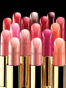 Chanel €31.50 - Rouge Allure Luminous Satin Lip Colour http://bit.ly/1rXltX9