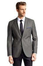 Hugo Boss €568 - Jace Regular fit jacket http://bit.ly/1npllzX