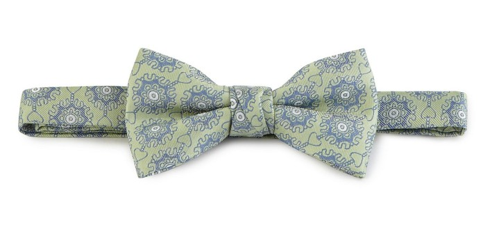 Marks & Spencer €17 - Limited Edition Silk Bow Tiehttp://bit.ly/WHk2SQ