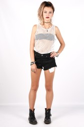 Yayer €20.25 - Below The Mesh Vest http://bit.ly/1z3YCNr