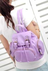 Yes Style €25.66 - Taipei Star Faux-Leather Backpack http://bit.ly/killerfashion-3