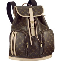 Louis Vuitton €139.48 - Bosphore Backpack http://bit.ly/killerfashion-lv