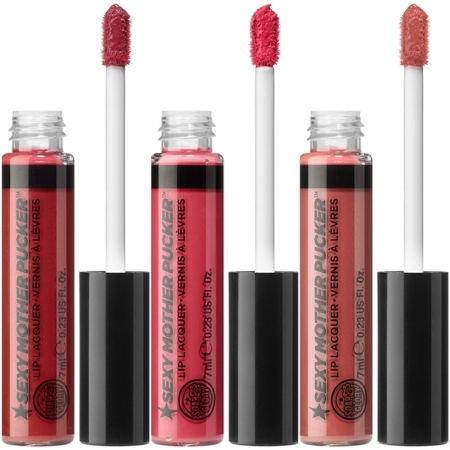 Soap & Glory €9 - exy Mother Pucker Lip Shine Lacquer http://bit.ly/1kdJC6t