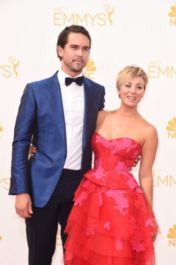Ryan & Kaley Cuoco-Sweeting