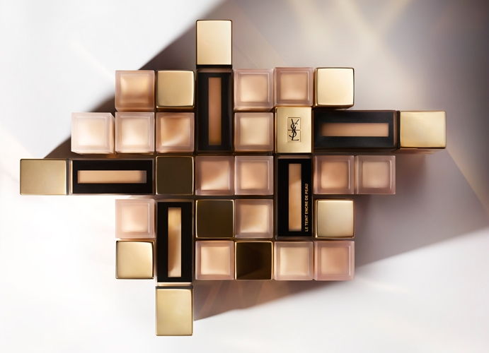 YSL fusion foundation