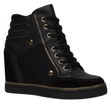 ALDO €100 - Ciambave Wedge Trainers http://bit.ly/1uouR81