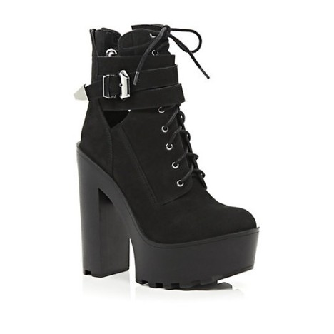 River Island €80 - Lace up platform boots http://bit.ly/10fAfAm