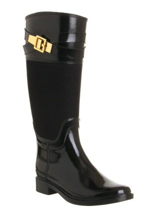 Ted Baker €145 - Berklen Strap detail wellington boots http://bit.ly/1mIkhbK