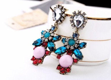 Glitz N Pieces €11 - Exquisite Earrings http://bit.ly/1psfKop