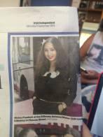 Myself in The Irish Independent