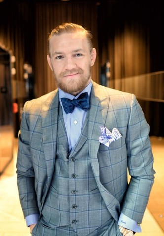 Steal His Style: Conor McGregor http://wp.me/p2NqdH-2oz