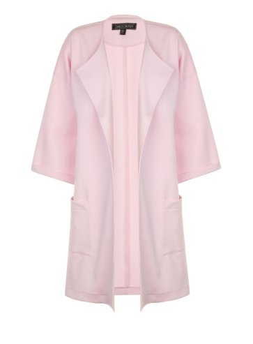 Girls on Film €53.58 - Pink Scuba Coat http://bit.ly/ZkCHnT
