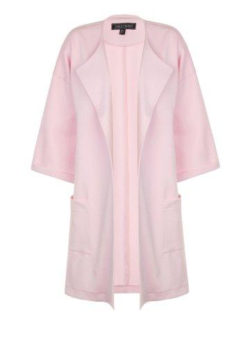 Girls on Film €53.58 - Pink Scuba Coat http://bit.ly/ZkCHnT