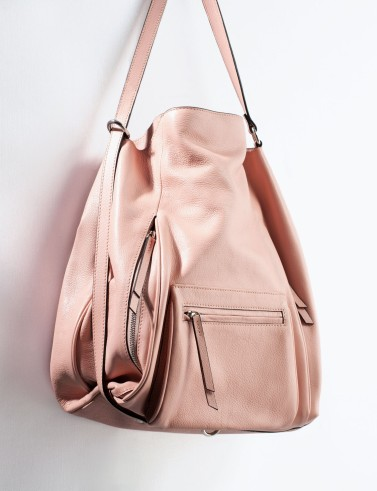 Zara €69.95 - Bucket Bag http://bit.ly/ZOVHeL